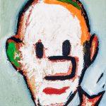 """""""Pinóquio e a Fada Madrinha I"""", Óleo sobre tela, 16x21 cm"""