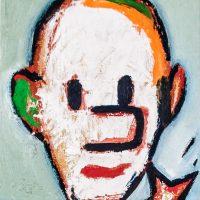 """""""Pinóquio e a Fada Madrinha I"""", óleo sobre tela, 16x21cm [INDISPONÍVEL / UNAVAILABLE]"""