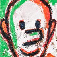 """Pinóquio II"", óleo sobre tela, 16x21cm [INDISPONÍVEL / UNAVAILABLE]"