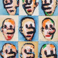 """""""Pinóquio Queria Ser um Menino como os Outros"""", óleo sobre tela, 19x24cm [INDISPONÍVEL / UNAVAILABLE]"""
