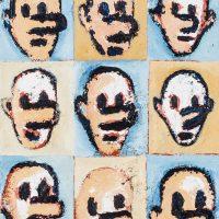 """""""Pinóquio Queria Ser um Menino de Verdade II"""", óleo sobre tela, 19x24cm [INDISPONÍVEL / UNAVAILABLE]"""