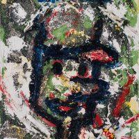 """O Soldadinho de Chumbo"", óleo sobre tela, 19x24cm [INDISPONÍVEL / UNAVAILABLE]"