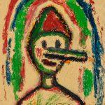 """""""Pinóquio I"""", Óleo sobre tela, 20x25 cm"""
