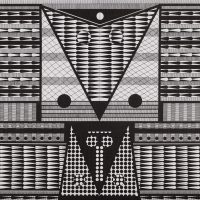 """Daniel Gonçalves, """"#78"""", 2016, Artpen sobre papel, 70x50 cm"""