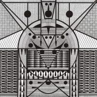 """Daniel Gonçalves, """"#84"""", 2016, Artpen sobre papel, 70x50 cm [INDISPONÍVEL/UNAVAILABLE]"""