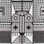 """Daniel Gonçalves, """"#85"""", 2016, Artpen sobre papel, 70x50 cm [INDISPONÍVEL / UNAVAILABLE]"""