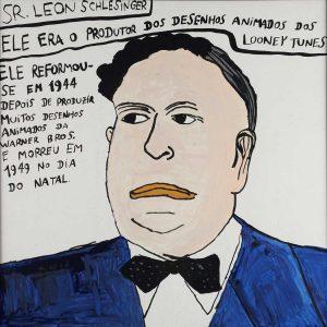 """""""Leon Schlesinger"""", Filipe Cerqueira, 2014"""