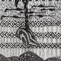 """Sem título"", Série Arterapia, 2003-2014, artpen sobre papel, 34x42cm [INDISPONÍVEL/UNAVAILABLE]"