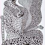 Série Arterapia, 2003-2014, Artpen, 34x42cm [INDISPONÍVEL / UNAVAILABLE]