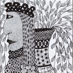 Série Arterapia, 2003-2014, Artpen, 34x42cm [INDISPONÍVEL/UNAVAILABLE]