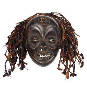 """""""Máscara"""", Chokwe, Angola, Séc. XX"""