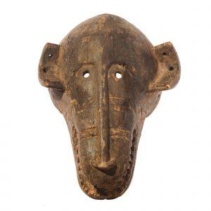 """Máscara Macaco"", Dogon, Mali, Séc. XX"