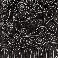 """Sem título"", Série Arterapia, 2003-2014, artpen sobre papel, 34x42cm – CCJF17-067"