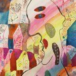 """Cessera"", 2018, Aguarela sobre papel, 21x30cm [INDISPONÍVEL / UNAVAILABLE]"