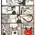 """""""Tiragem: Mistério Nº1"""", 2017, Caneta e Lápis sobre papel, 18x29cm [COLECÇÃO CRUZES CANHOTO]"""