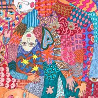 """Arte de Sofá 27"", 2019, caneta sobre papel, 15x21cm [INDISPONÍVEL / UNAVAILABLE]"