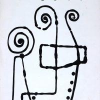 """Sem título"", 1997, Tinta sobre papel, 30x42cm [INDISPONÍVEL / UNAVAILABLE]"