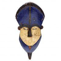 Máscara fang, Fang, séc. XX, Gabão, Madeira, 30x20x7cm [INDISPONÍVEL / UNAVAILABLE]