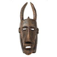 Máscara dogon gnu, Dogon, séc. XX, Mali, Madeira, 21x52cm [INDISPONÍVEL / UNAVAILABLE]
