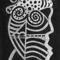 """Sem título"", 2020, artpen sobre papel, 24x32cm – REF CCJF20-018"