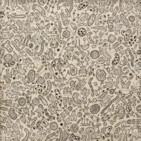 Sem título, 2020, caneta sobre papel de parede, 52x52cm – Ref CCMP21-011