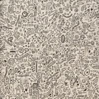 Sem título, 2020, caneta sobre madeira, 49x64cm – Ref CCMP21-018