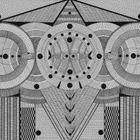 #34, 2016, Artpen, 70x50 [INDISPONÍVEL / UNAVAILABLE]